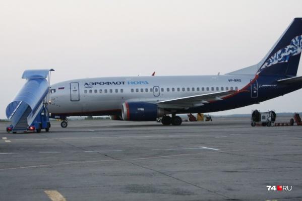 «Минирования» самолётов Москва — Челябинск начались в марте