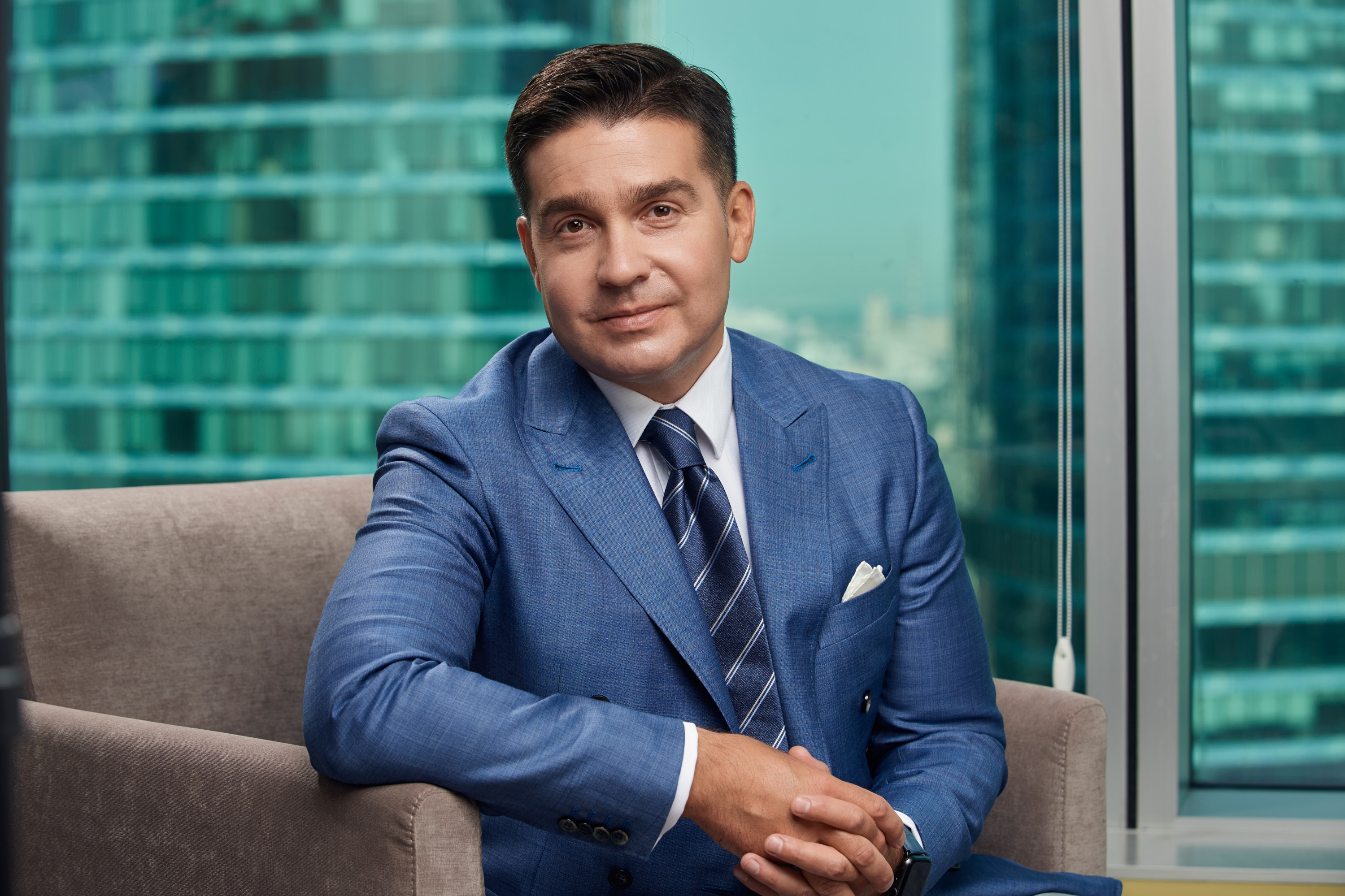 Денис Хренов уверен: новый тариф позволит поддержать предпринимателей, которым эквайринг жизненно необходим