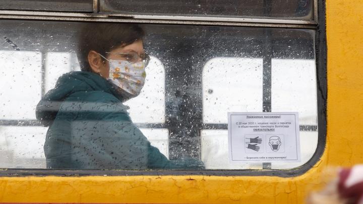 Без маски пассажир — а оштрафуют водителя: в Волгограде и области ужесточают масочный режим