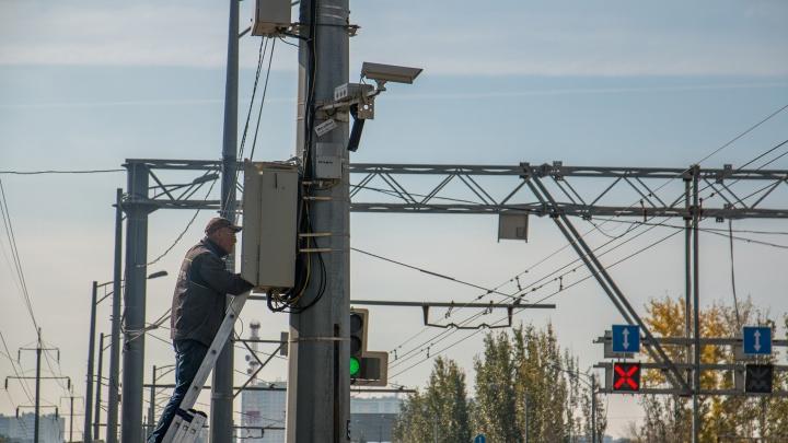 В сентябре на самарских дорогах прибавится камер фиксации нарушений ПДД