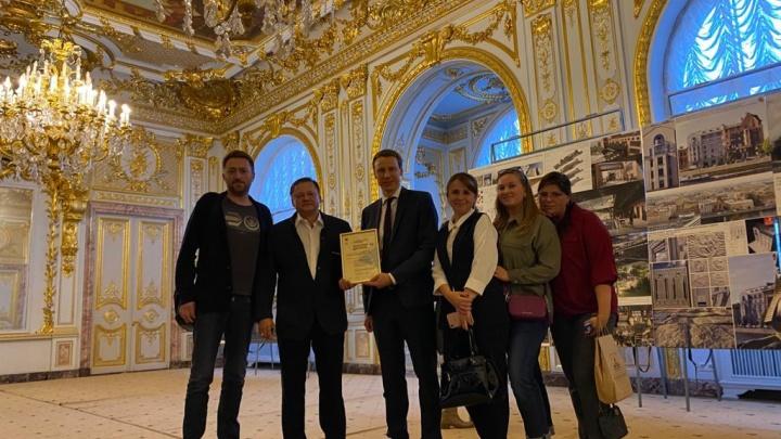 Красноярские реставраторы победили на всероссийском фестивале с проектом реставрации Енисейска