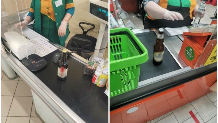 Губернатор не указ: несмотря на новый запрет, журналист E1.RU без проблем купил пиво после 19:00