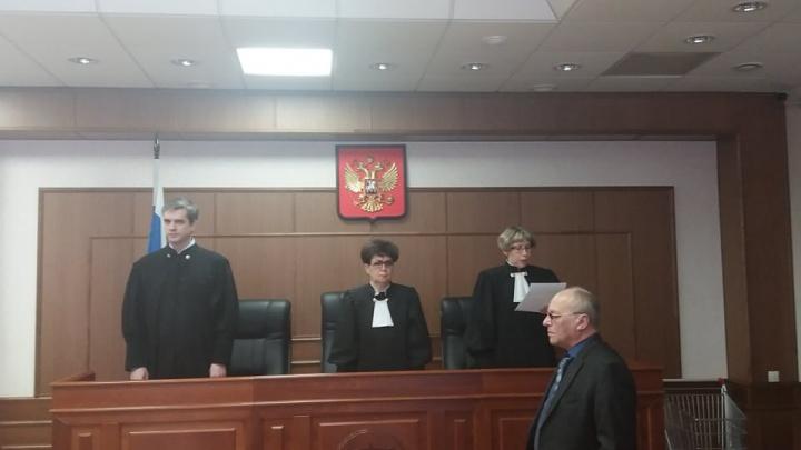 Суд во второй раз отменил оправдательный приговор парню, после чьего удара погиб екатеринбуржец