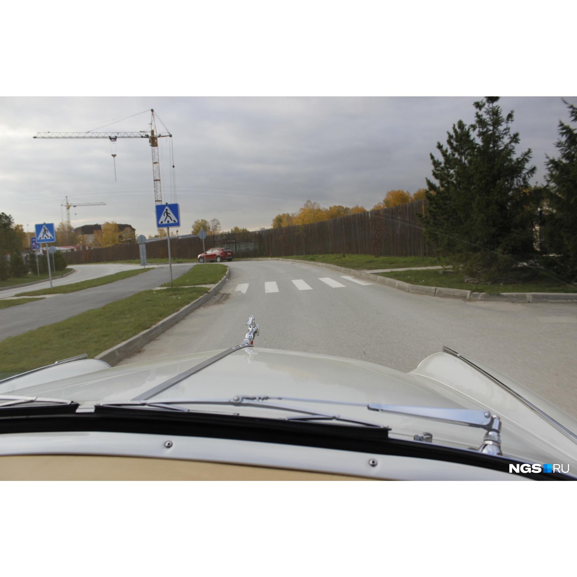 «Волга» не отстает от современных авто
