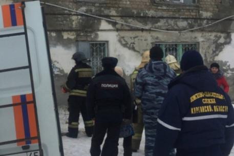 Глава Кургана получил предостережение от прокурора из-за обрушения стены аварийного дома