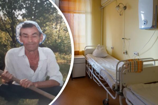 Виктора Щура и еще троих волгоградцев с различными недугами выписали из больницы из-за заболевшего коронавирусом соседа по палате