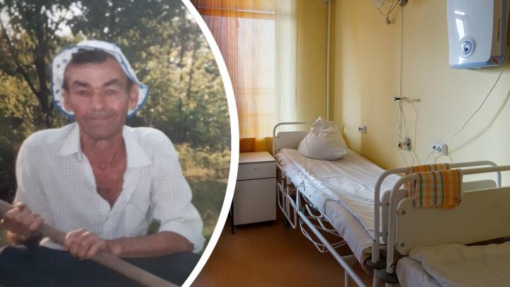 «Папе не оказали никакой помощи»: в Волгограде ветерану труда из-за контакта с ковидным отказали в операции