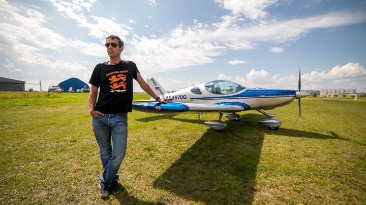 Самолет сопоставим по цене с новым Land Cruiser: рассказываем о малой авиации в Красноярске