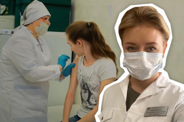 Врач Екатерина Кудрявцева ответила на самые распространённые вопросы про прививочную кампанию от гриппа в разгар пандемии коронавируса