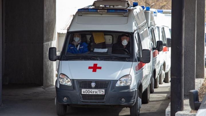 Властям предложили заменить скорые на автобусы для перевозки ковидных пациентов в Челябинске