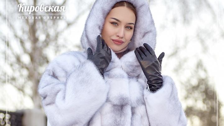 В Новосибирск привезут недорогие шубы из нутрии и роскошные модели шуб из скандинавской норки (фото)