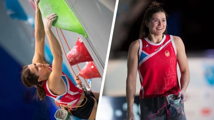 «Первая в мире завоевала три золотые медали!» Екатеринбурженка выиграла чемпионат Европы по скалолазанию