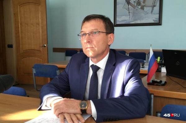 Владимир Овсянников считает, что после выплаты долга работа «Водного Союза» полностью остановится