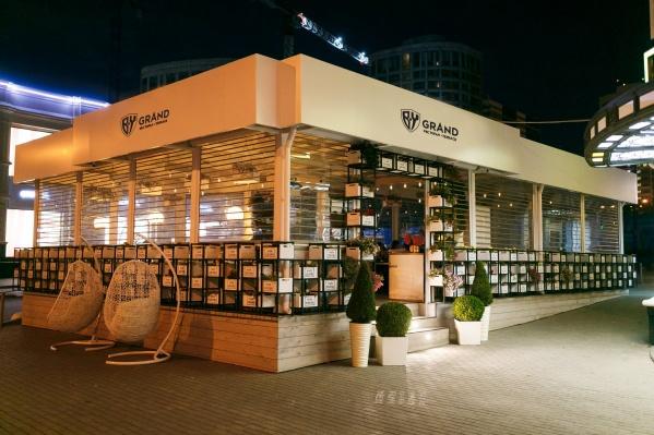 Новый ресторан, открывшийся в Екатеринбурге, хорошо известен во всем мире