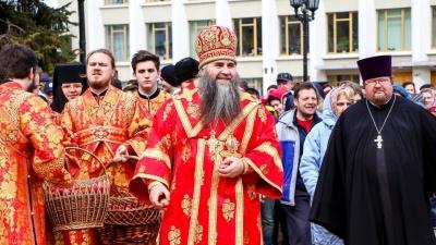 Митрополит Георгий обратился к нижегородцам в связи с угрозой распространения коронавируса