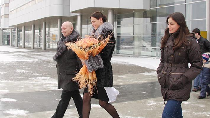 «Мисс Россия-2010» вернулась в Екатеринбург
