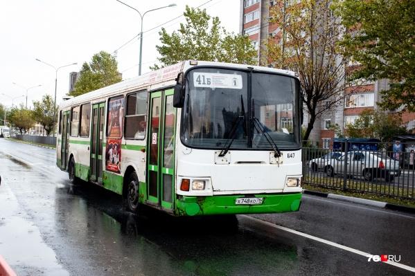 Бесконтактная система оплаты действует на 74 городских маршрутах Ярославля и 22 маршрутах Рыбинска