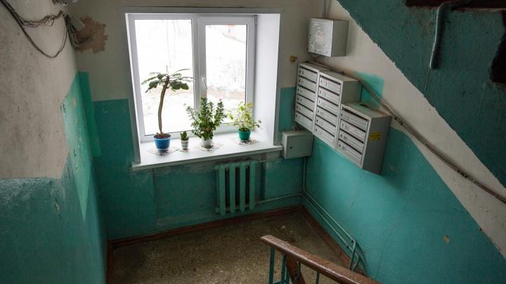Соседи подкармливали: мама с 4-летней дочкой жила в подъезде дома в Ярославле