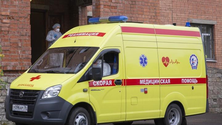 Повсюду COVID-больницы: смотрим, куда в Ярославской области везут коронавирусных пациентов. Карта