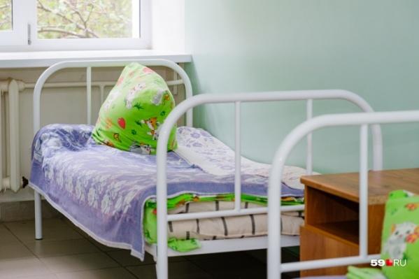 Наша собеседница говорит, что в санатории не осталось детей из группы, в которой была ее дочь