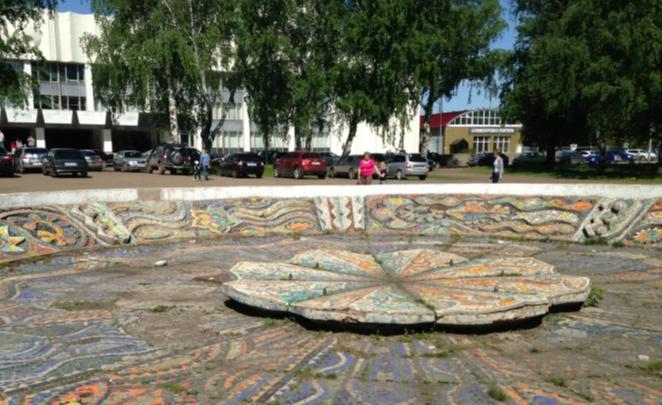 В Уфе восстановят один из красивейших фонтанов города