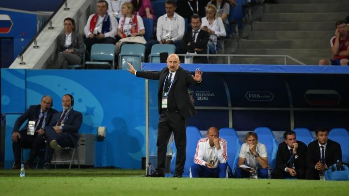 Станислав Черчесов заявил, что сборная России по футболу планирует сыграть в Екатеринбурге