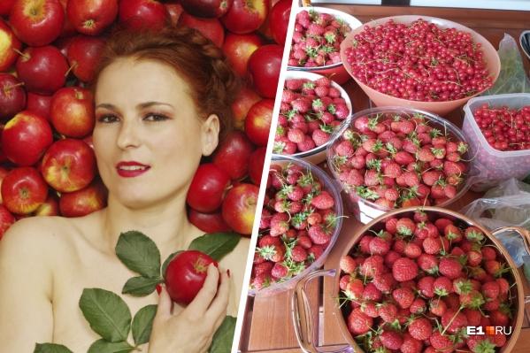 От этой подборки вам точно захочется летних фруктов и ягод
