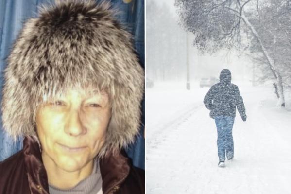 Женщину нашли недалеко от её дома