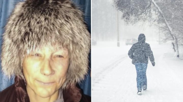 В Новосибирске две недели назад пропала женщина. Сегодня её нашли — она погибла