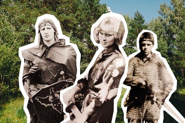 Ролевое движение в Тюмени появилось в самом начале 90-х