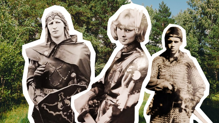 Бои с гопниками, обвинения в сатанизме и братство Кольца: как Тюмень в 90-е увлеклась ролевыми играми