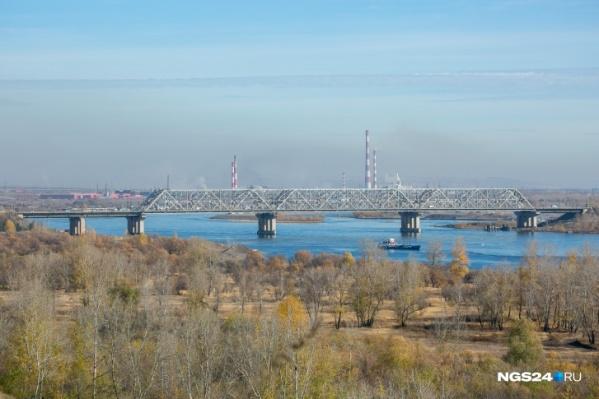 Тело девочки нашли в районе моста 777, он же Коркинский мост