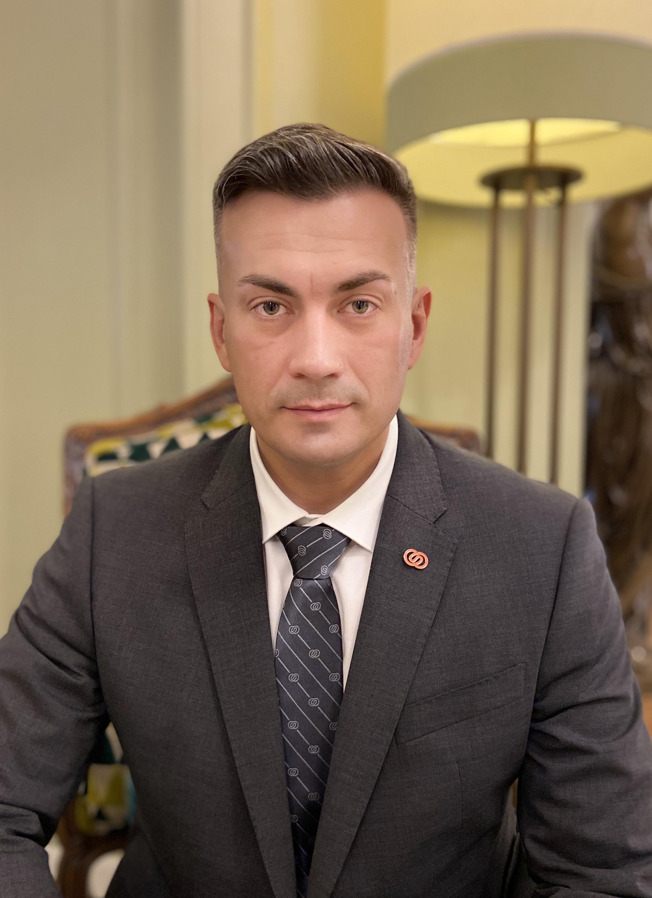 директор Северо-Западного окружного филиала страховой компании «Согласие» Сергей Дудин