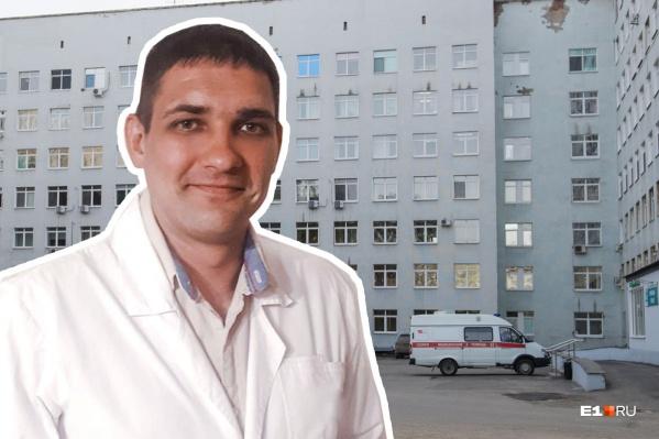 Вадим Хасаншин помогает переболевшим ковидом вернуться к нормальной жизни