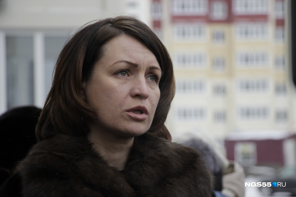 Оксана Фадина выиграла выборы мэра Омска в 2017 году