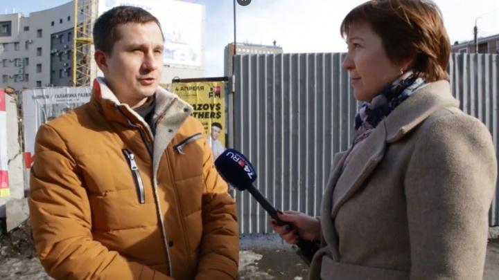 Какие изменения ждут Челябинск через год, пять и 15 лет. Интервью с вице-мэром Александром Егоровым