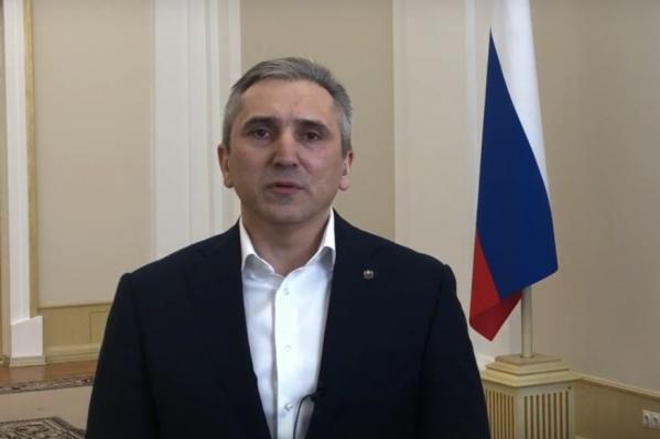 Глава региона рассказал о мерах поддержки бизнеса во время падения экономики
