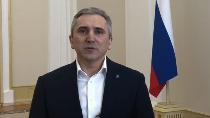 Александр Моор снизил налоги для пострадавших от коронавируса тюменских предпринимателей