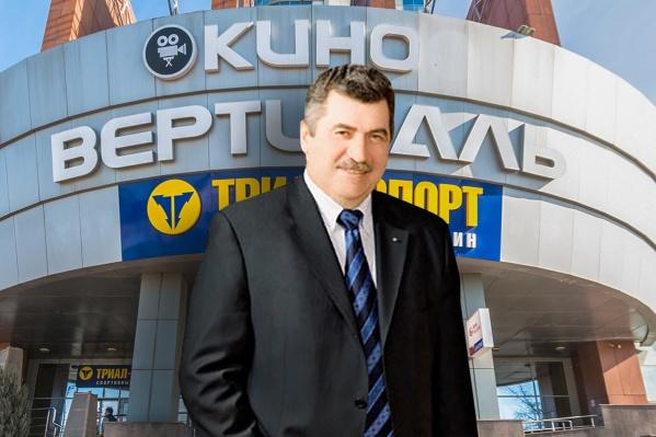 «Вертикалью» владеет «Росскат-Капитал», генеральным директором которой является Николай Таран