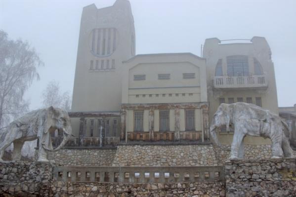 Это здание— одно из самых загадочных в Самаре