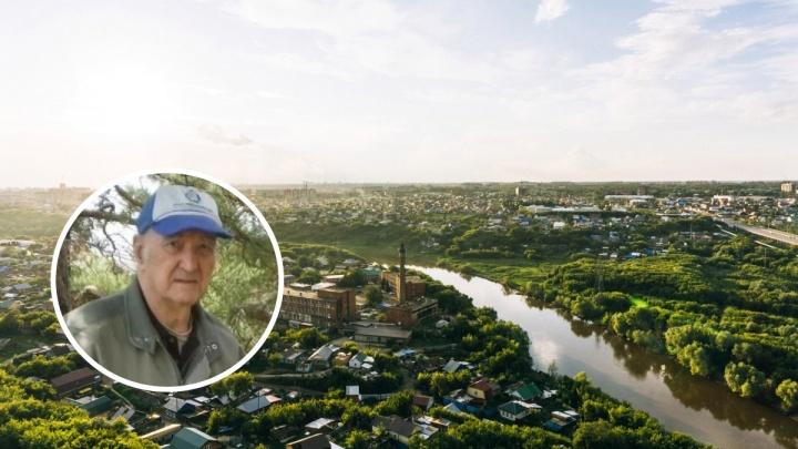 По Омску третий день блуждает 85-летний мужчина с расстройством памяти