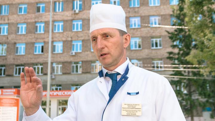 Главврач рассказал, как сотрудники больницы Пирогова заразились коронавирусом