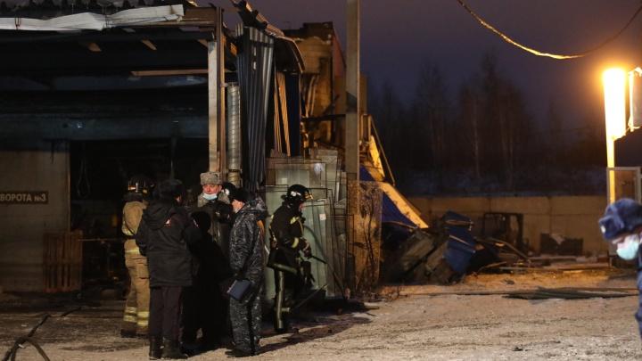 Власти назвали число погибших и раненных в результате взрыва на челябинском заводе евроокон