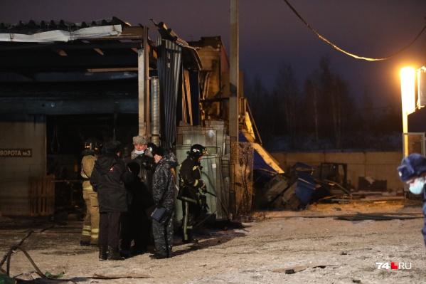 На разбор завалов на улице Демидовской уйдет несколько часов