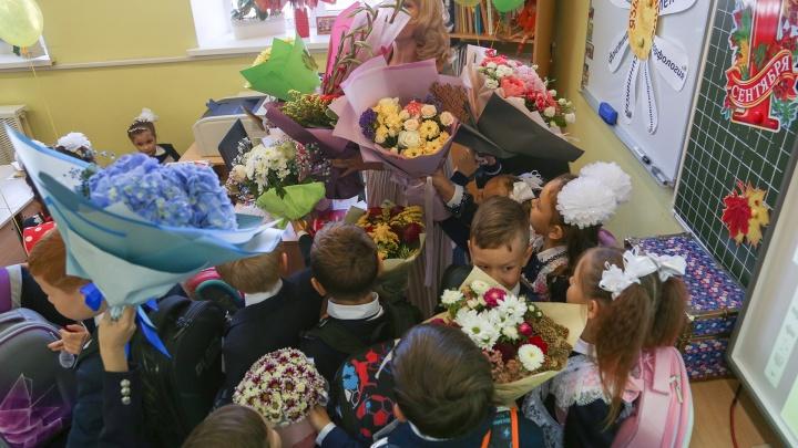 В школах Башкирии зафиксировали рост заболеваемости коронавирусом