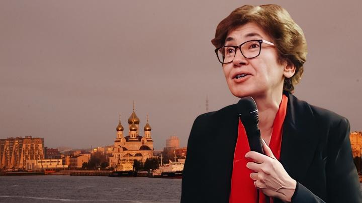 Видеоинтервью с Натальей Зубаревич: почему в Поморье нищий бюджет