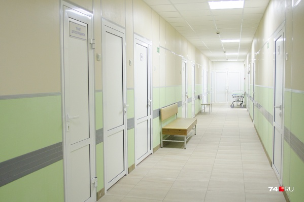 Под коронавирус могут отдать пульмонологическое отделение областной больницы № 3