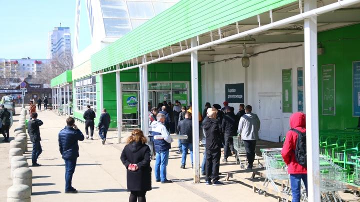 В Самарской области хотят ввести ковид-ограничения в торговых центрах