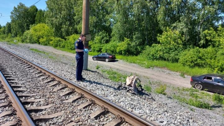 В колонию отправили тюменку, чья годовалая дочь погибла под колесами поезда