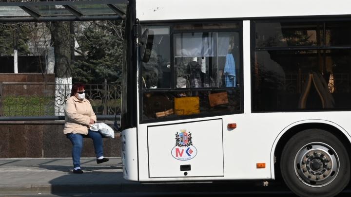В Ростове с маршрутов уберут 85% автобусов и троллейбусов